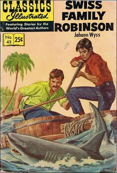 classics illustrated images | Classic Comics/Classics Illustrated 42 Q, Mar 1969 Comic Book by ...