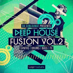 Deep House Fusion Vol.2 MULTiFORMAT, wav sfz rex2 presets-patches nn-xt kontakt halion exs24 samples-audio acid, MULTiFORMAT, MAGNETRiXX, House, Fusion, Deep