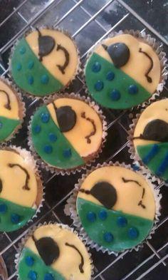 Ff pirate cakes