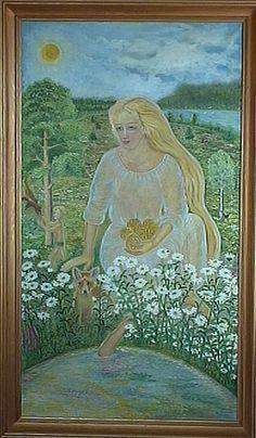Картины про Анастасию мегре: 2 тыс изображений найдено в Яндекс.Картинках