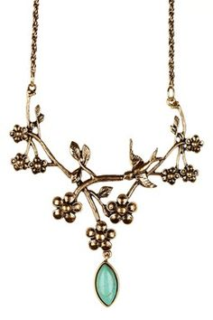 Flowers on the Vine Necklace