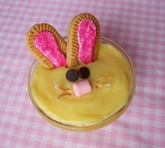 Easter pudding
