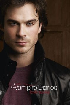 "Ian Somerhalder (Damon ""The Vampire Diaries"")"