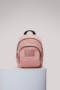 2e3aec67763c Marc Jacobs Mini Double Zip backpack Cute Backpacks