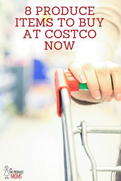 8 Produce Items to Buy at Costco Now | Check out our tips to getting the best deal on produce at Costco! | The Produce Moms Costco, Mom Blogs, Vegetable Recipes, Finding Yourself, How To Get, Stuff To Buy, Vegetables, Veggie Food, Soul Searching