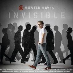 Hunter Hayes #childhunger - Talk to Hunter Hayes about anything!! Read more on the blog!