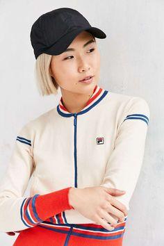 FILA Tonal Baseball Hat - Urban Outfitters