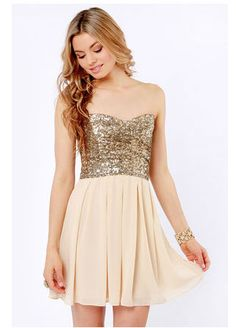 Check out the ULTIMATE guide for what to wear to prom this year, FashionShots' Top 20 Prom Dresses!!! This dress is $102.