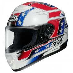 Shoei Qwest Banner Helmet