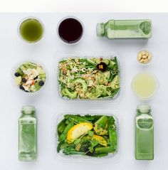 Spring is right around the corner, help your body get beach ready with a West Hollywood juice cleanse.