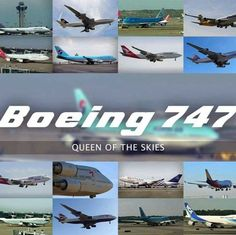 Boeing 747; Queen of the Skies