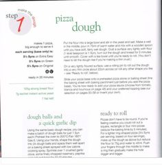Pizza dough, Garlic dip Slimming World Pizza, Garlic Dip, Pizza Dough, Dips, Garlic Sauce, Sauces, Dip