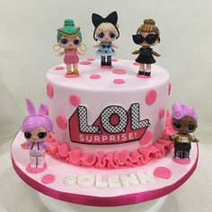#lolcake #lolsurprisecake #lolsurprise #birthdaycake #birthdaycakeph #heavensentdesserts #heavensentdessertsph