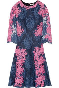 Erdem  embroidered cotton-blend lace dress. $5,690? Seriously?