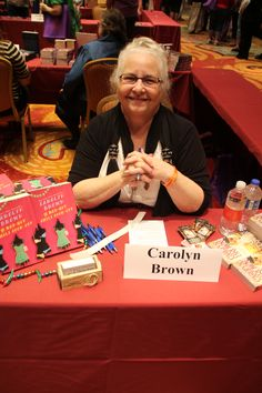 Carolyn Brown @RWA14