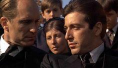 Al Pacino, Robert Duvall  The Godfather saga.