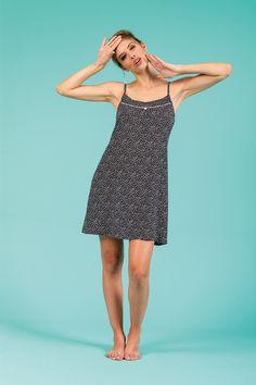 Estilo Boho, Pajamas Women, Pyjamas, Summer Dresses, Spring, Fashion, Short Dresses, Viscose Dress, Pocket Detail