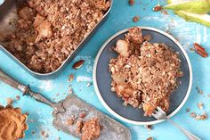 10x gezond ontbijtje - Chickslovefood Granola, Bread Recipes, Brunch, Love Food, Healthy Recipes, Healthy Food, Oatmeal, Food And Drink, Snacks