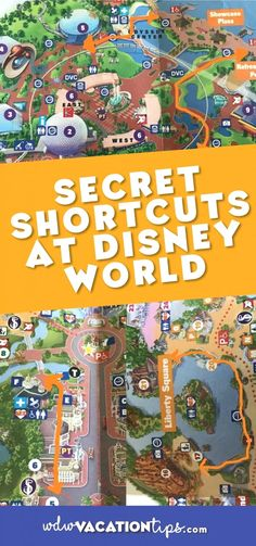 time and avoid crowds by learning these secret shortcuts at Disney World. Save time and avoid crowds by learning these secret shortcuts at Disney World.Save time and avoid crowds by learning these secret shortcuts at Disney World.