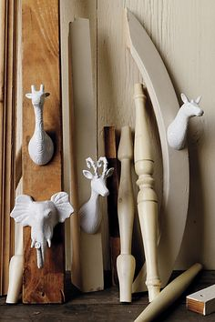 Animal Hooks #anthrofave
