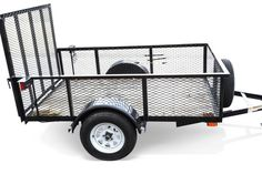 Why a Utility Trailer Is the Accessory Every Car Needs More