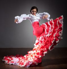 flamenco dancer back - Buscar con Google