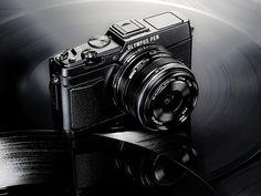 Olympus PEN E-P5 black