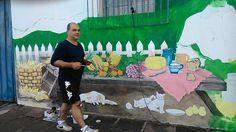 INFORMATIVO GERAL: Continuam as Pinturas Artísticas na Casa do Produt...