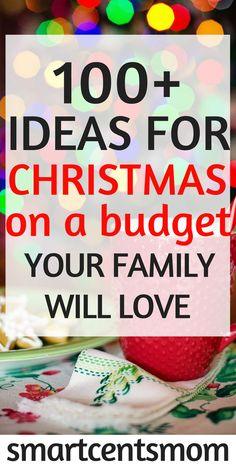 Christmas on a budget will save your sanity! Seriously, you can find gifts for kids, shopping tips, Cheap Christmas Gifts, Christmas On A Budget, Diy Holiday Gifts, Homemade Christmas Gifts, Christmas Shopping, Christmas Fun, Diy Gifts, Christmas Decorations, Xmas