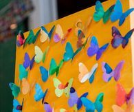 Cool 3d Butterfly Craft For Kids