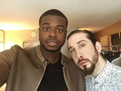Oh you know just @Avi_Kaplan and I bro-ing out before the #BBMAs