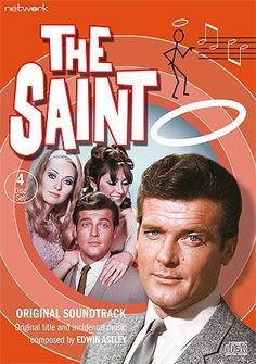 Roger Moore as The Saint- the younger Roger Moore, Childhood Tv Shows, My Childhood Memories, Mejores Series Tv, Cinema Tv, Old Shows, Great Tv Shows, Vintage Tv, Film Serie
