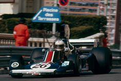 1975 GP Monaco (Alan Jones) Hesketh 308 - Ford