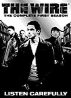 The Wire (DVD). Worth the commitment; multi-layered drama that is unpredictable and rewarding. http://libcat.bentley.edu/record=b1249041~S0
