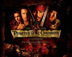 Download Pirates of the Caribbean The Curse of the Black Pearl 2003 Full Movie