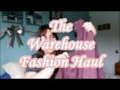 The Warehouse Fashion Haul | Ashley Ruth