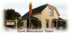 Café Beaujolais is a California French restaurant located in the historic town of Mendocino on the northern California Coast.