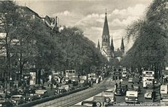 Bilderbuch Berlin - Berlin Charlottenburg Kurfürstendamm