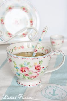 Danish Princess Home: greengate