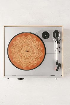 "Understated Leather 7"" Record Slipmat - Urban Outfitters"