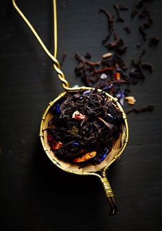Mountain Rose Black Tea. One of our best selling blends, its sweet, silky liquor has rich floral notes and sweetness of cardamom and cream in both the aroma as well as the taste.