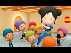 ▶ BLANCANIEVES - Cuentos Infantiles - YouTube