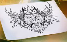 Shaman Lynx by quidames on DeviantArt