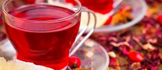 Perca peso com o chá de hibisco - Lucilia Diniz