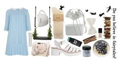 """neverland"" by vogue-d ❤ liked on Polyvore featuring Ted Baker, Droog, Crate and Barrel, MAC Cosmetics, NARS Cosmetics and American Apparel"