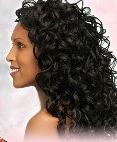 Human Hair Weave Amy Labuan Malaysian Renaissance Curl 5pcs