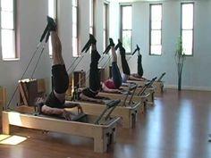 Viva Pilates Studio - Reformer Exercises