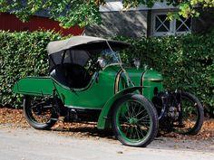 1921 Darmont-Morgan Three-Wheel Runabout