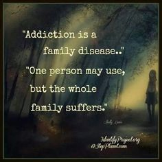 """Blog post about coping with a loved one who struggles with addiction. """"My First Best Friend"""" talks about watching a loved one fall into addiction and finding forgiveness and the ability to love.:"""
