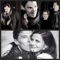 Sherlock and molly(Ben Loo) Sherlock Fandom, Sherlock Holmes, Louise Brealey, Molly Hooper, Benedict Cumberbatch Sherlock, 221b Baker Street, Great Tv Shows, John Watson, Avengers